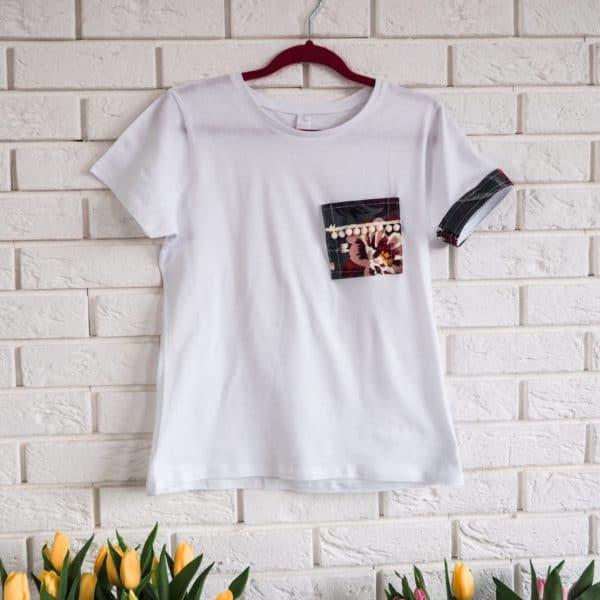 koszulka boho