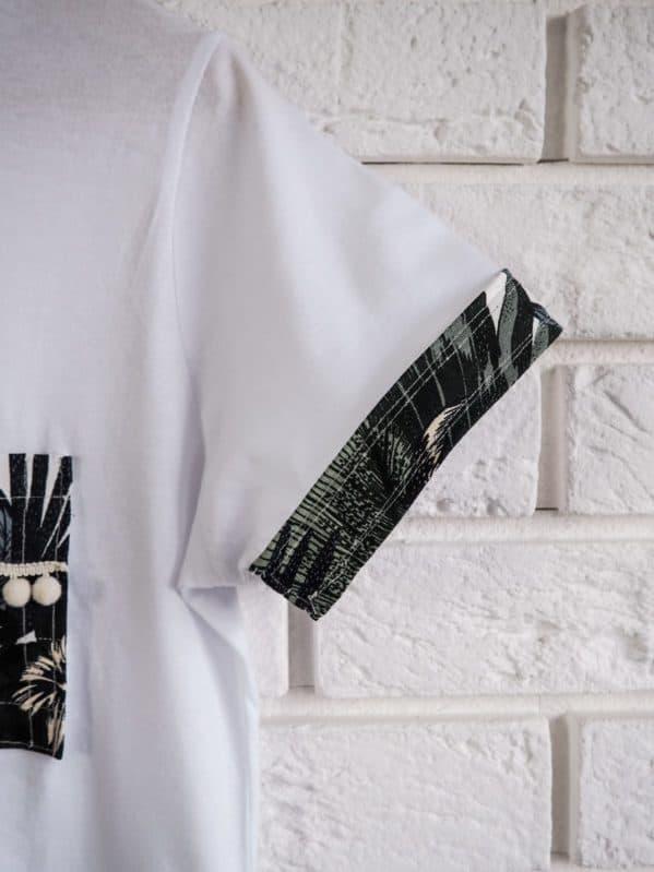 koszulka hand made