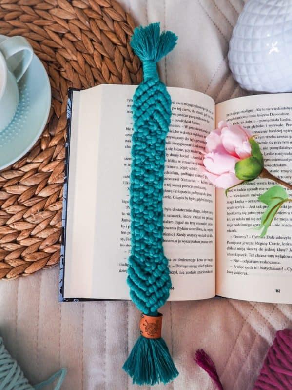 eko zakładka do książki
